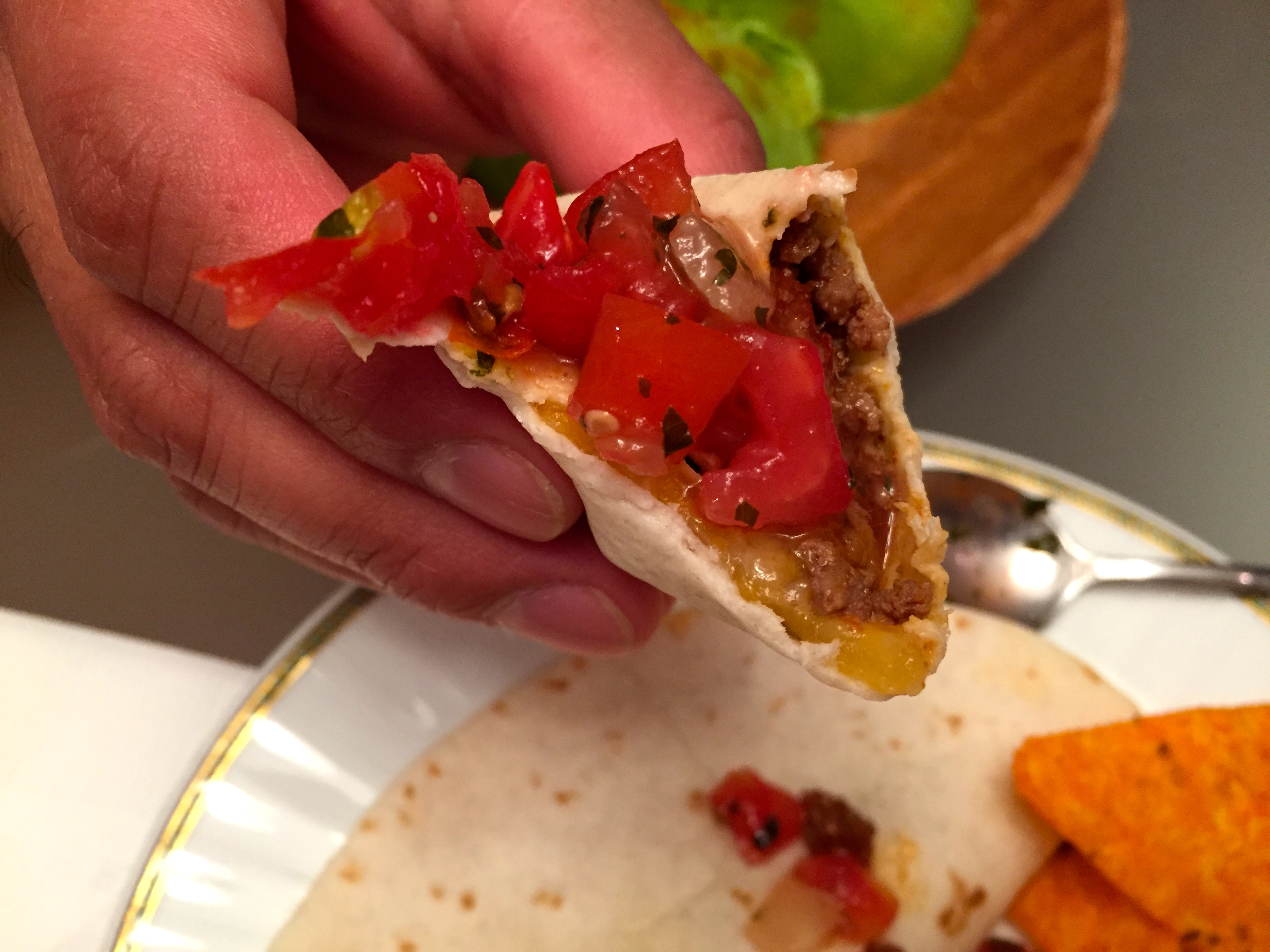 taco bell meximelts at home with food hacks ideas