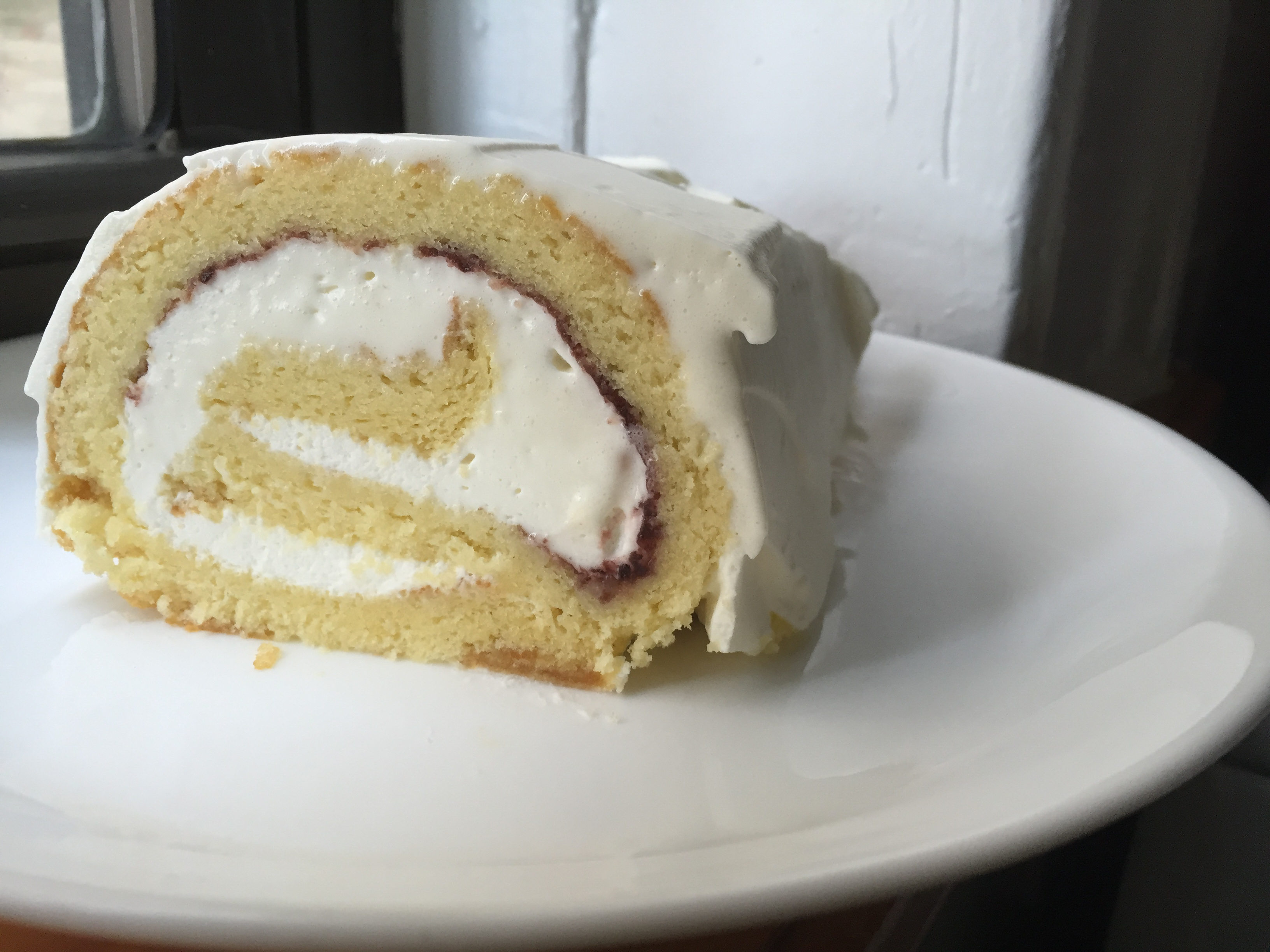 jelly roll sponge cake recipe easy