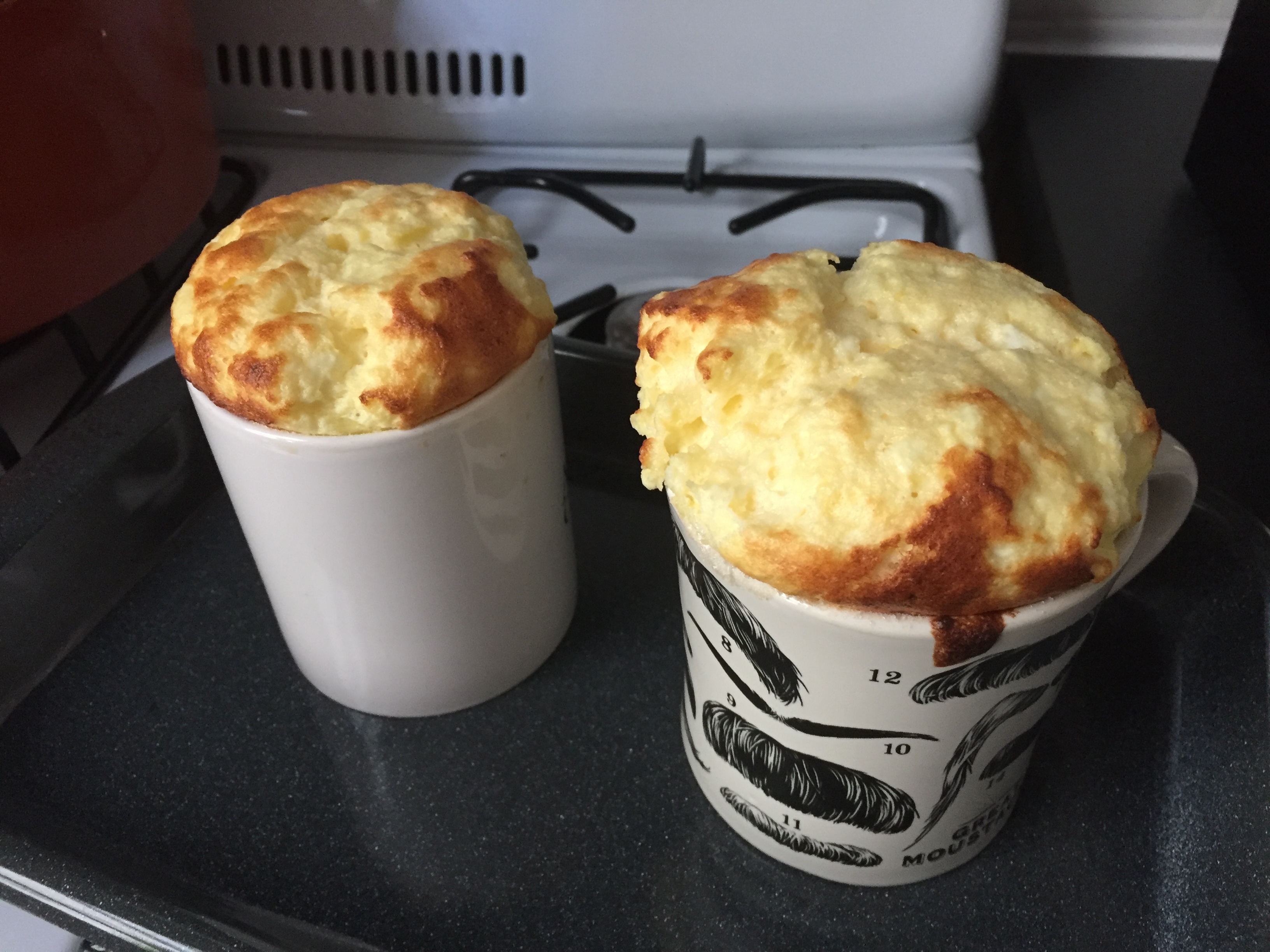 cottage cheese souffles breakfast recipe dessert pastry