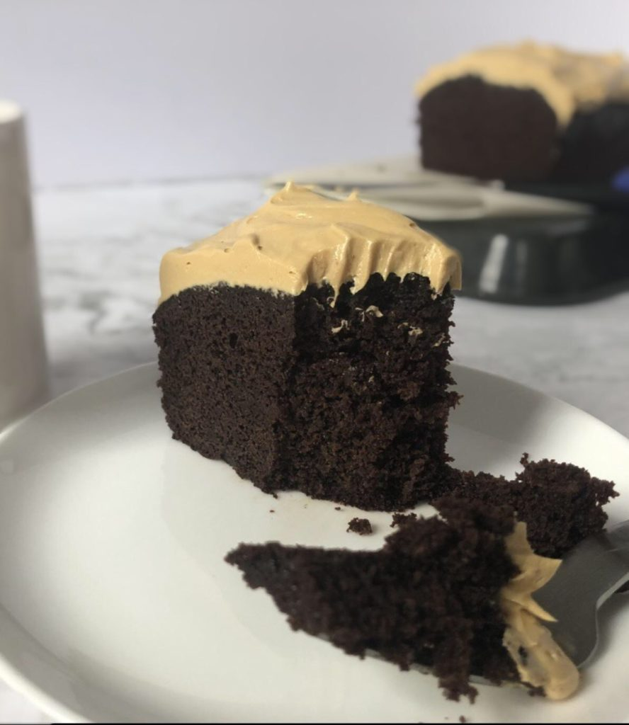 coffee buttercream chocolate cake recipe